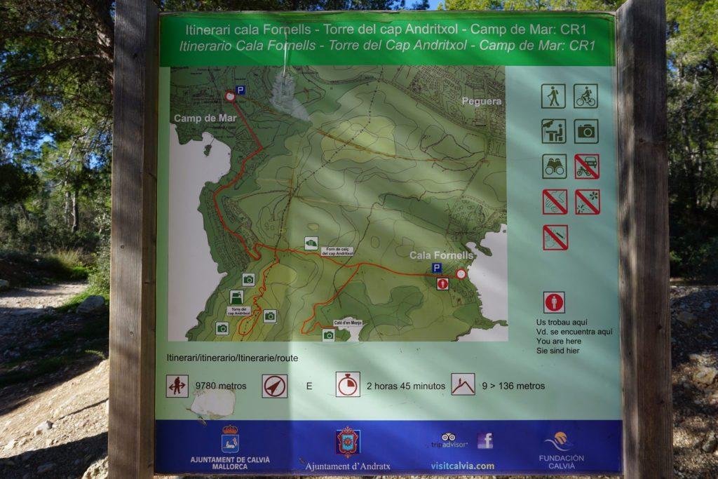 Excursión a la Torre del Cap Andritxol