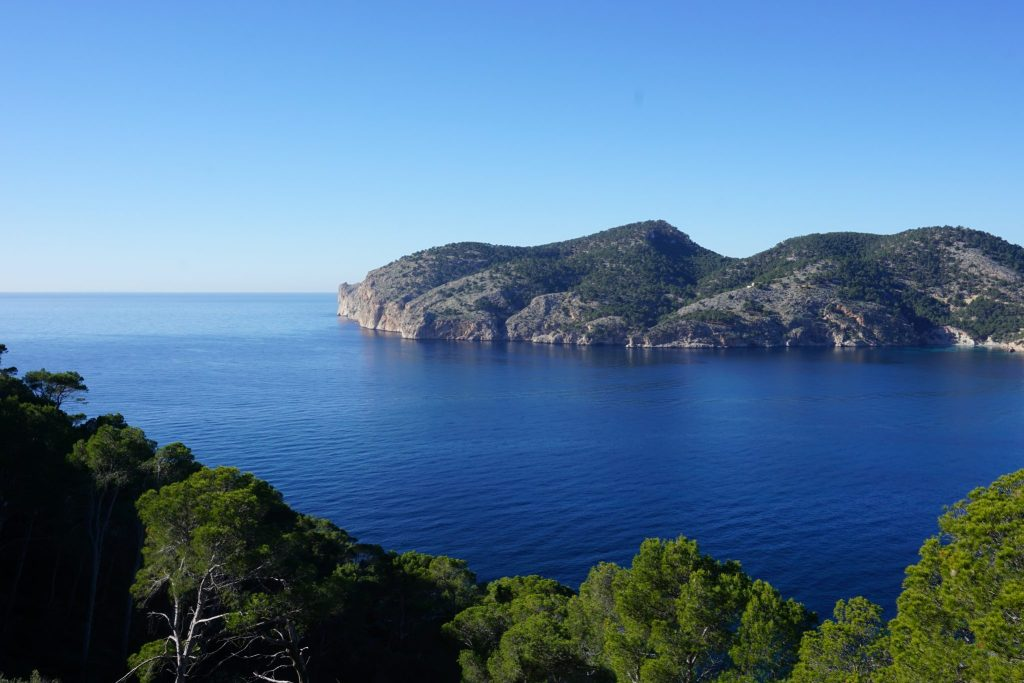 Cap del Llamp, Mallorca
