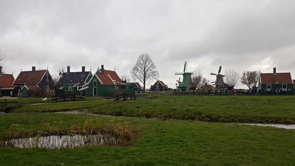 Visitar Zaanse Schans
