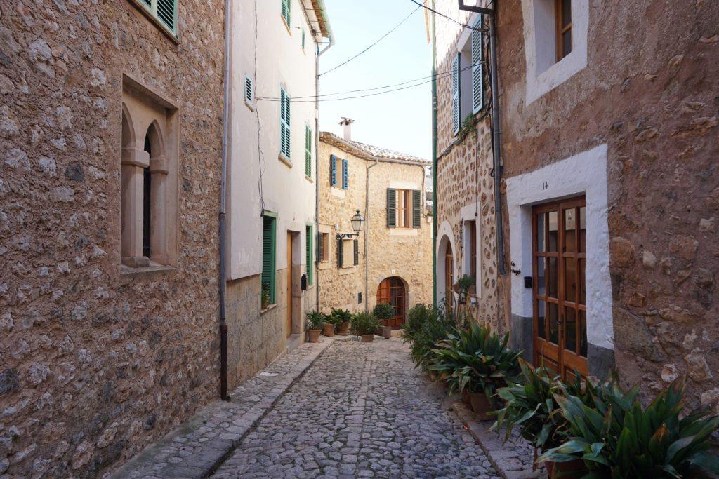 Calles de Biniaraix