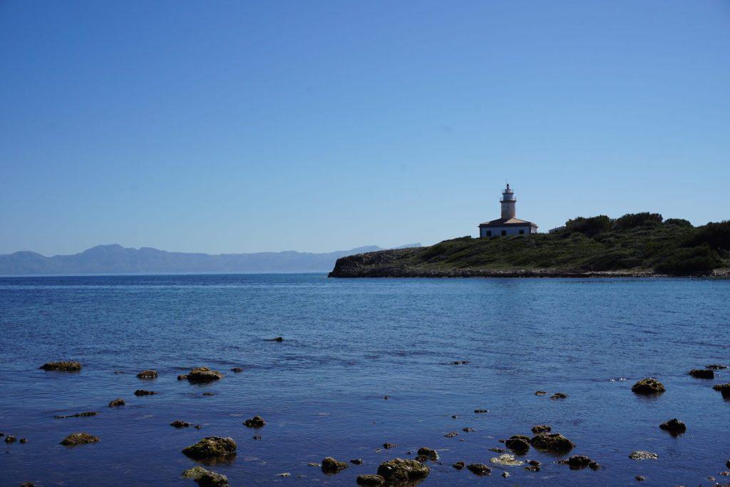 Vistas del Faro de Alcanada