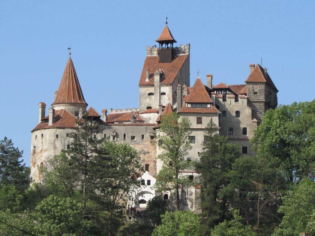 Castillo de drácula, visita imprescindible en Transilvania