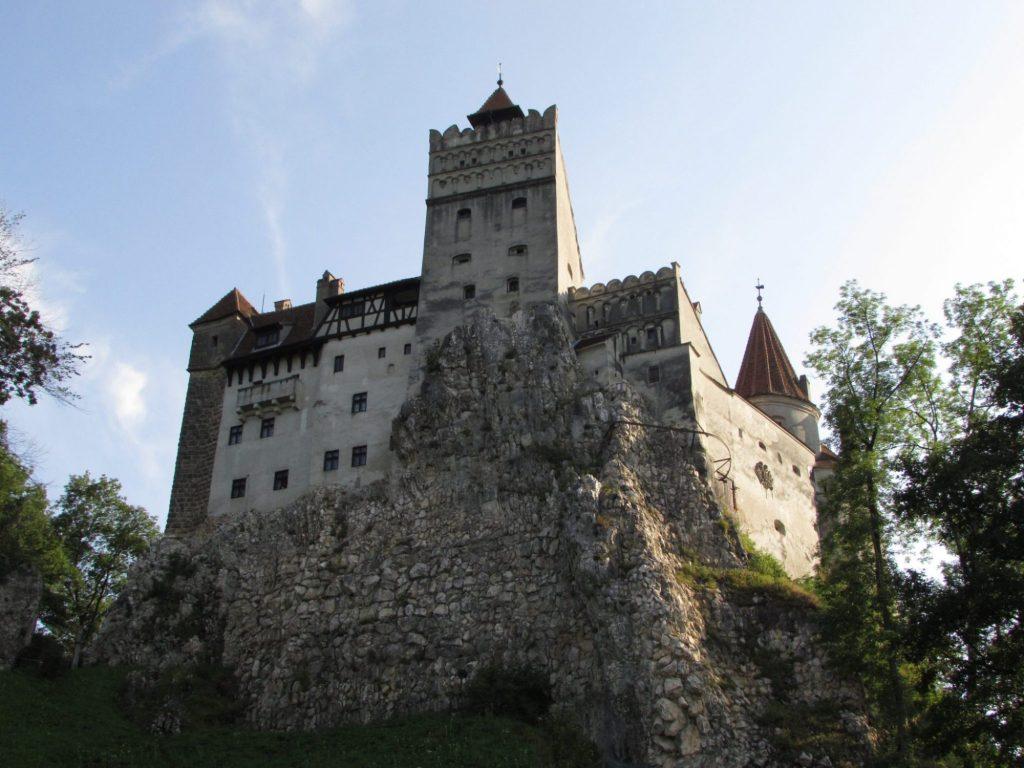 Visitar el castillo de drácula en Rumania