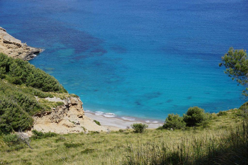 Cómo llegar a la Playa de Es Coll Baix