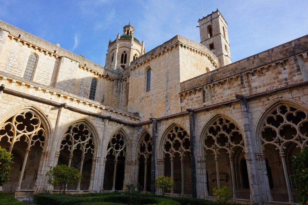 Claustro Monasterio de Santes Creus