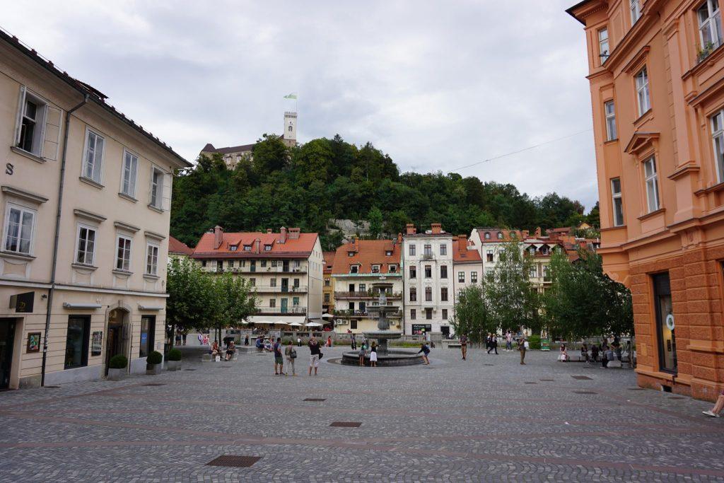 Novi Trg, Liubliana