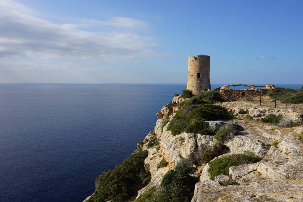 Torre de Cap Blanc o Cabo Blanco