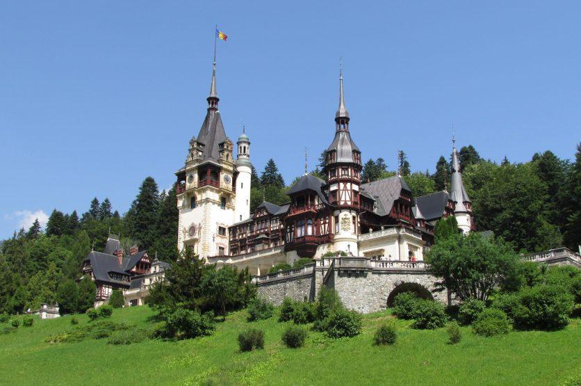 Castillo de Peles, Rumania