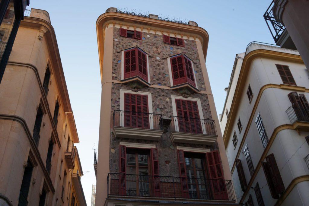 Casa de les Mitges - Ruta modernista por el centro de Palma