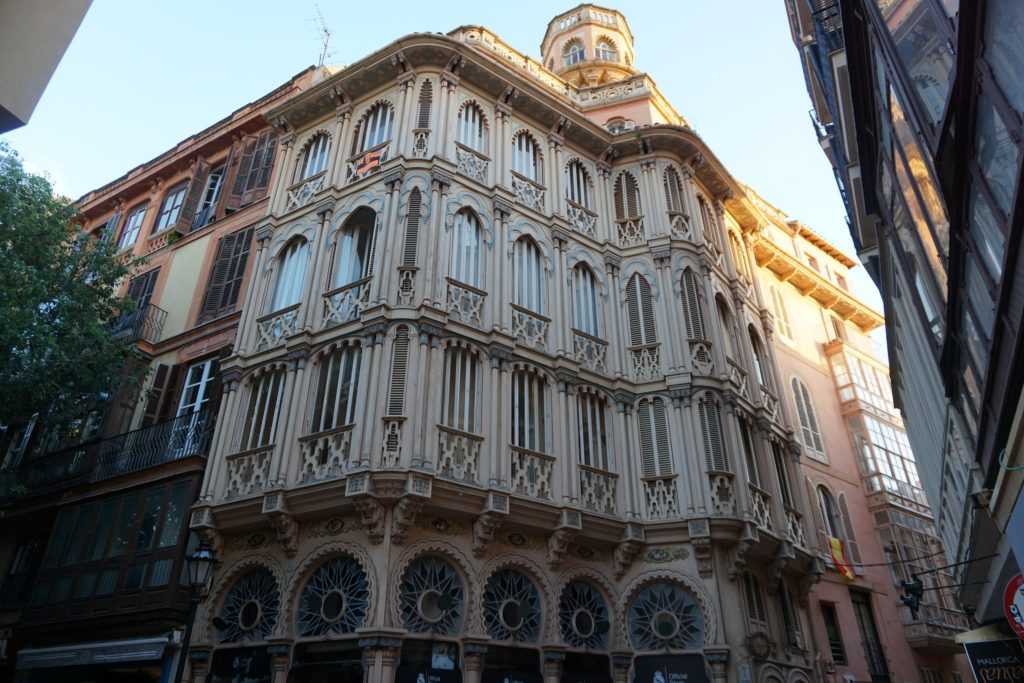 Can Corbella - Ruta modernista por el centro de Palma