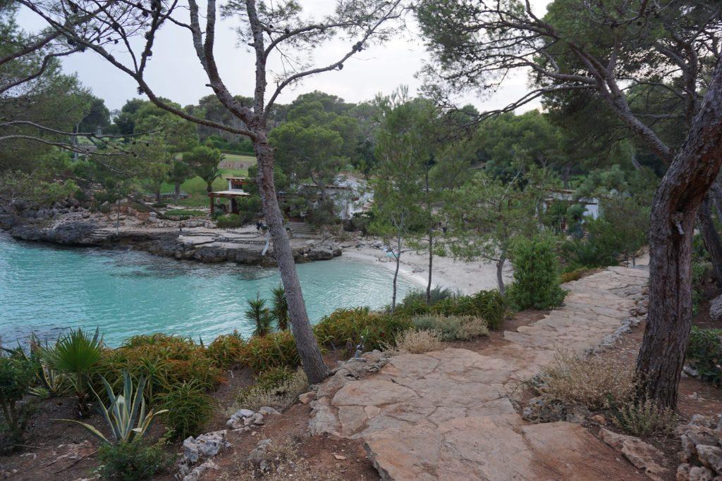 Cómo llegar a Cala Mitjana, Felantix (Mallorca)