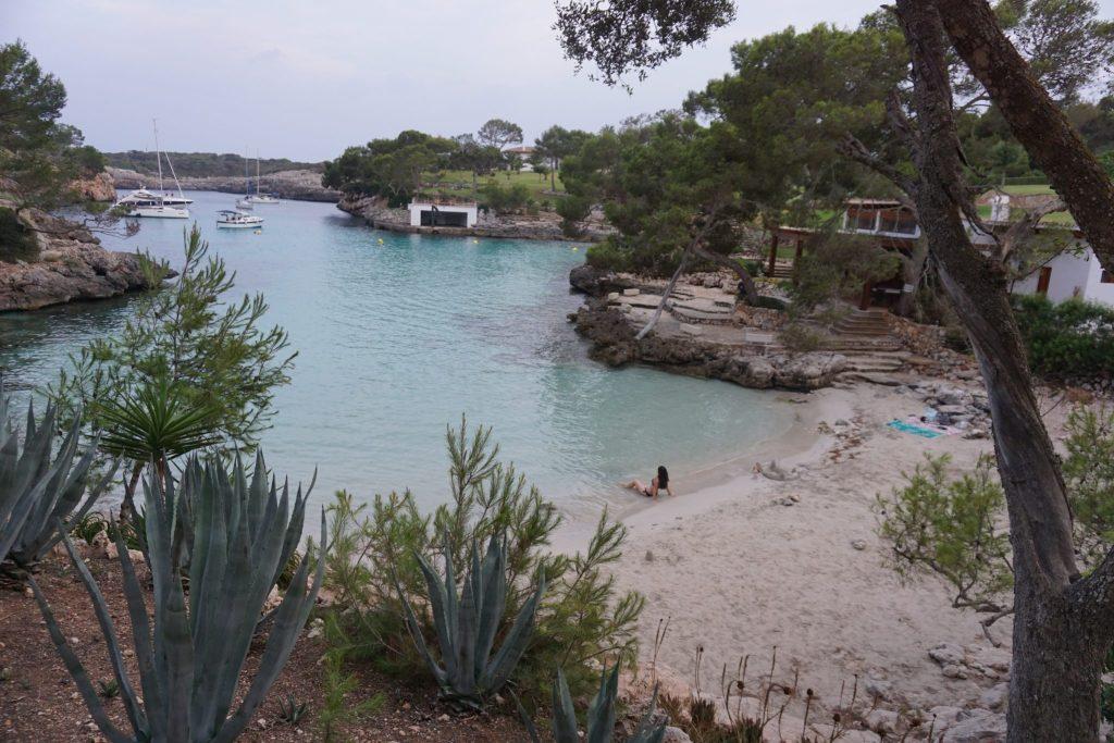 Cala Mitjana, Felantix (Mallorca)