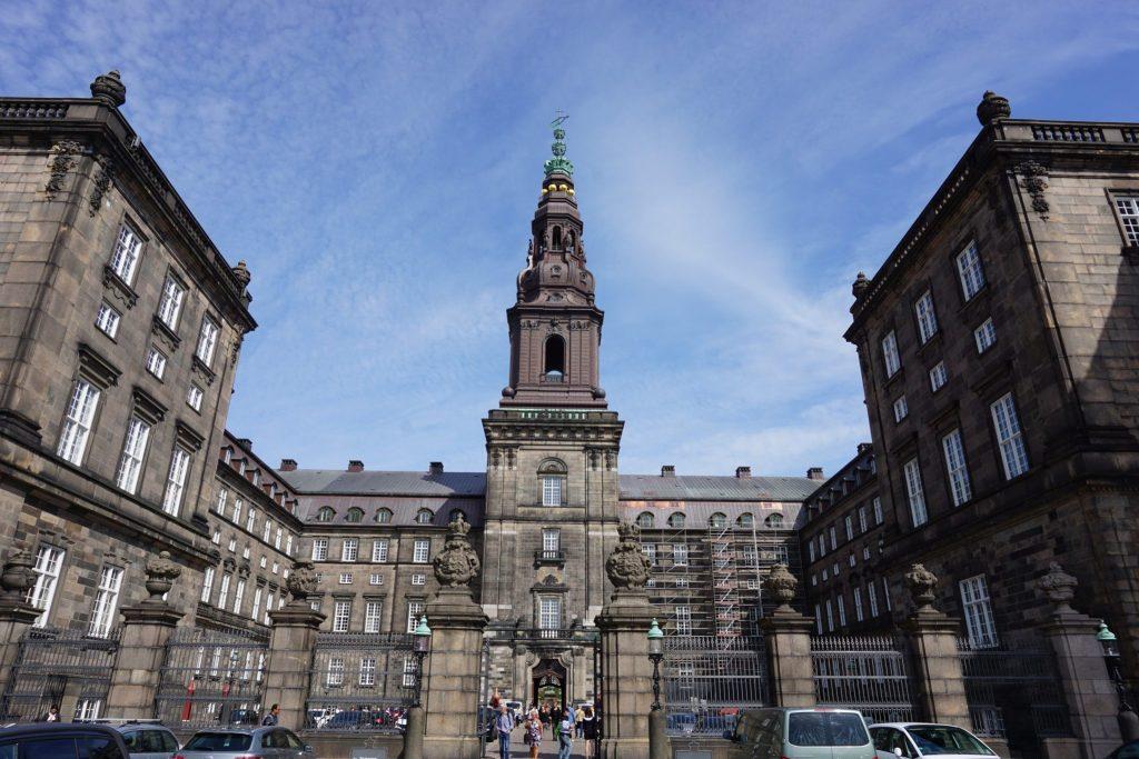Palacio de Christianborg, Copenhague