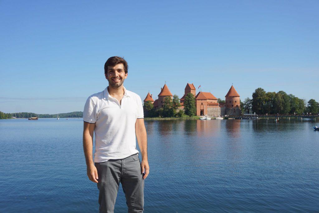 El Discreto Encanto de Viajar en el castillo de Trakai
