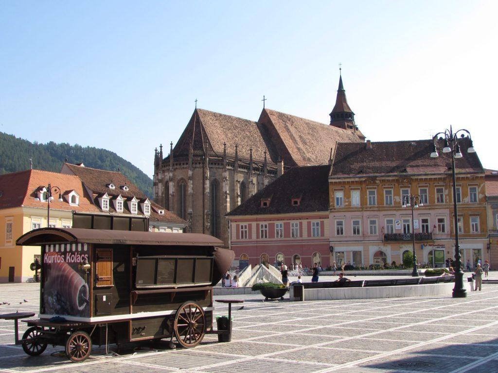 Qué ver en Brasov en un día o dos