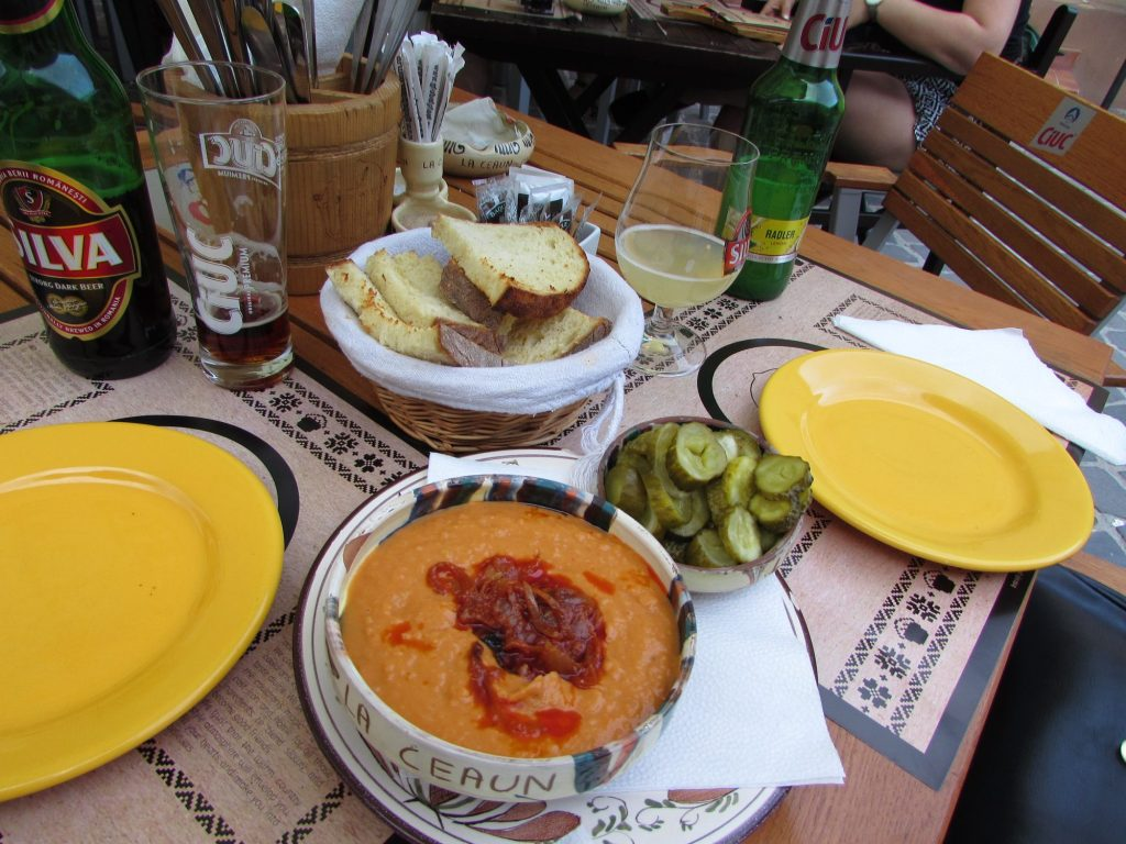 Dónde comer en Brasov