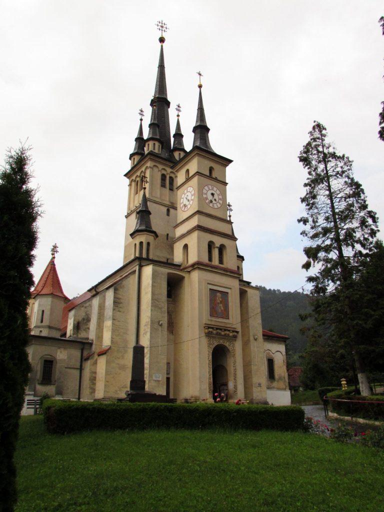 Iglesia de San Nicolás. Brasov