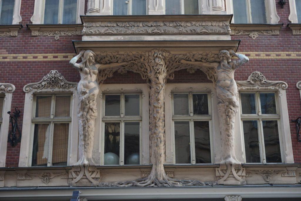 Ruta del modernismo en Riga