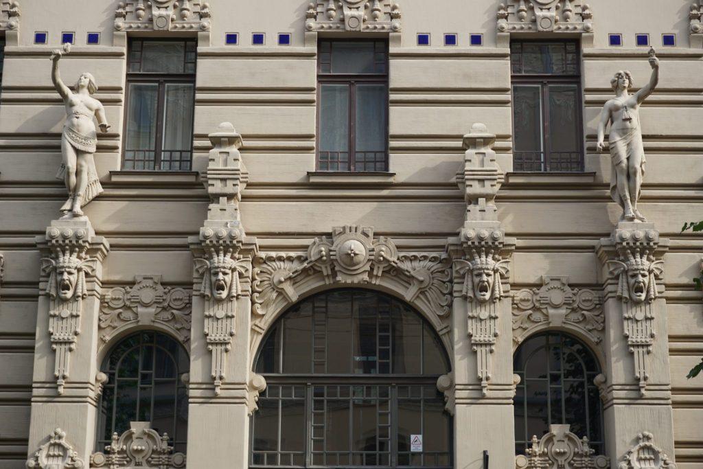 Alberta iela 2a, Riga