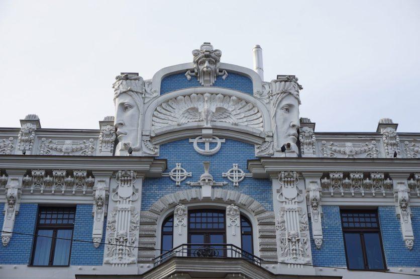 Modernismo en Riga