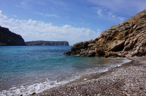 Cala d'Egos, Andratx (Mallorca)