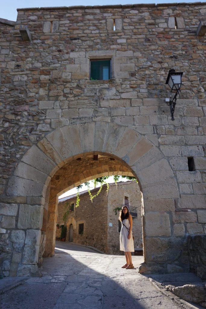 Portal Alto o de San Antón
