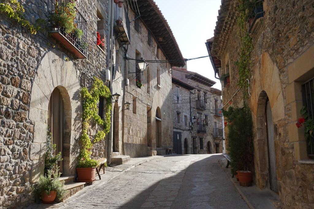 Puertomingalvo. Ruta por la provincia de Teruel