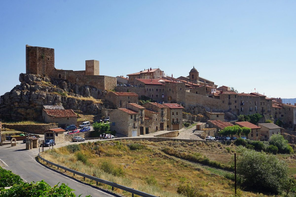 Puertomingalvo, Teruel