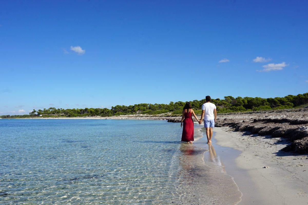 Playa Es Carbo, Mallorca