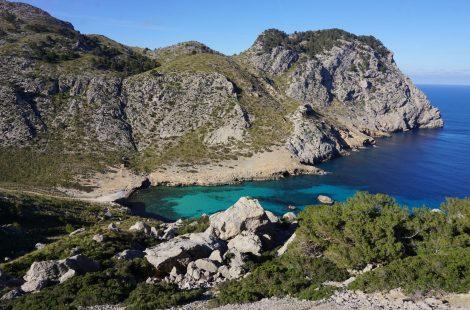 Cala Figuera, Formentor
