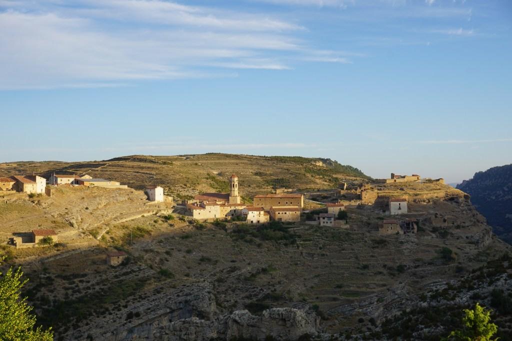 Cañada de Benatanduz, The Silent Route