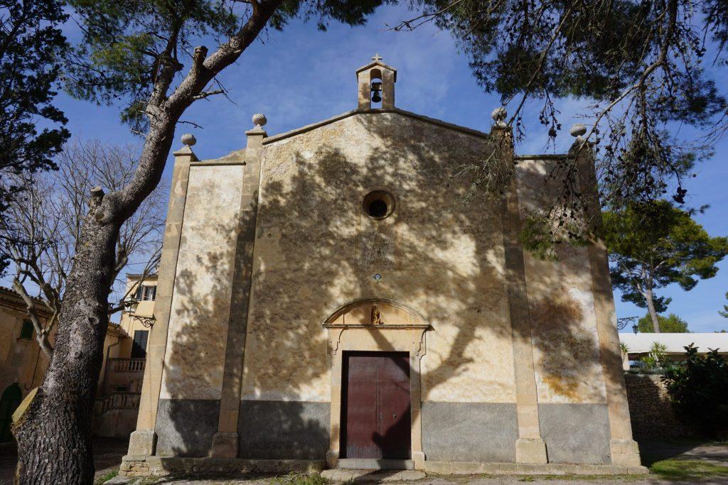 Santuario de la Mare de Déu de la Bona Pau