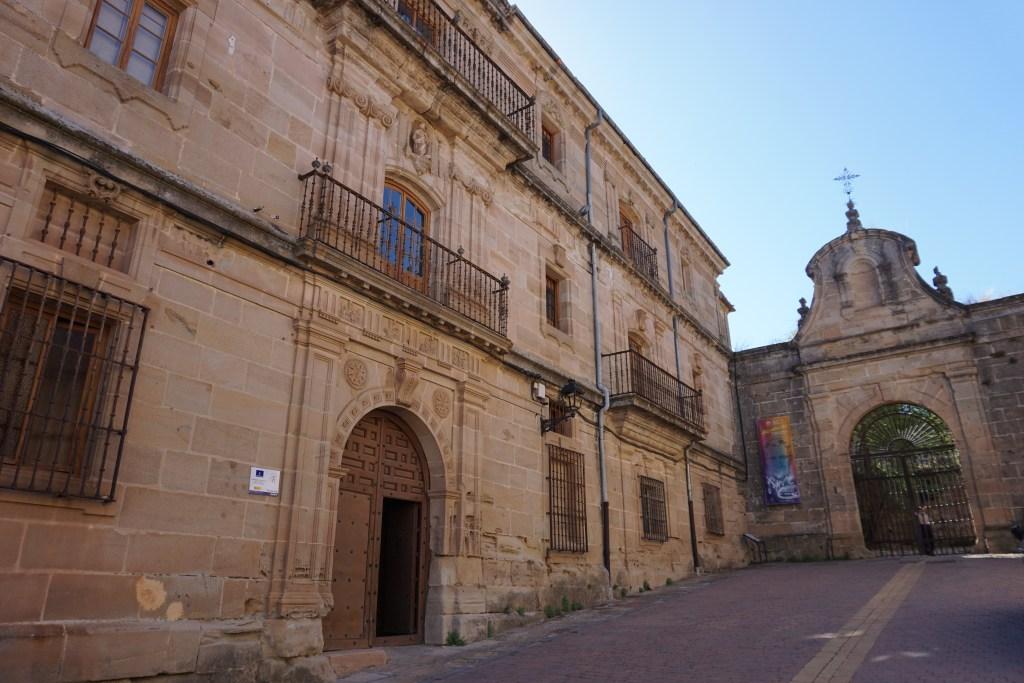 Barrio de San Roque - Palacio de los Infantes