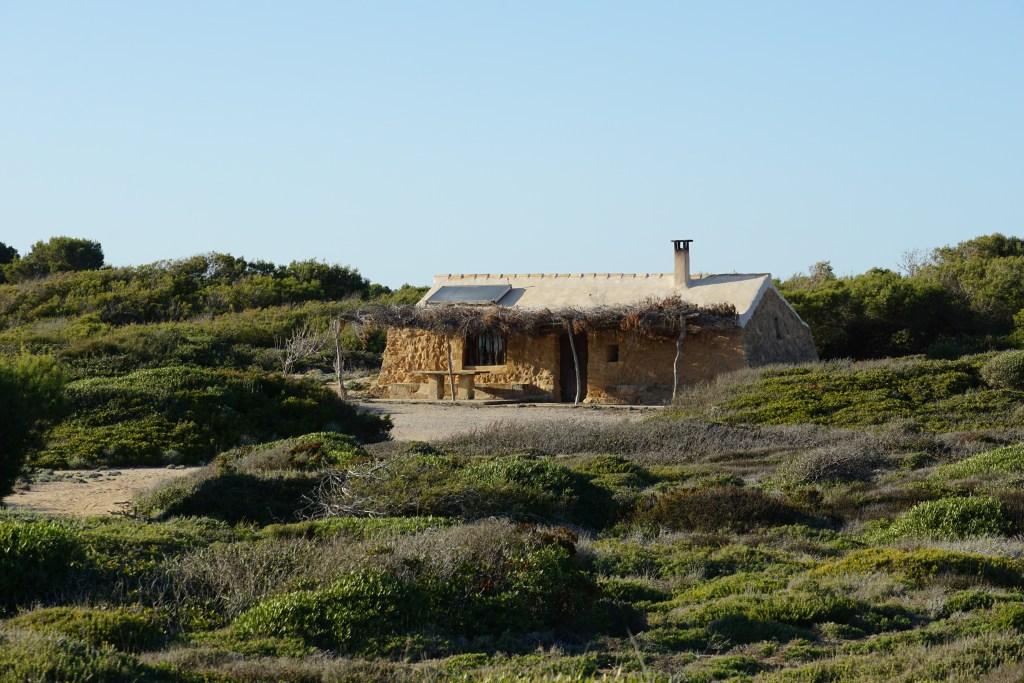 Casetas de pescadores s'Estalella