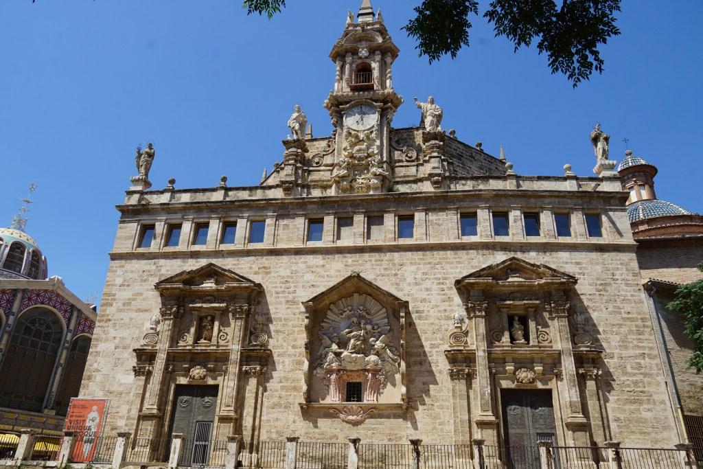 Real Parroquia de los Santos Juanes, Valencia