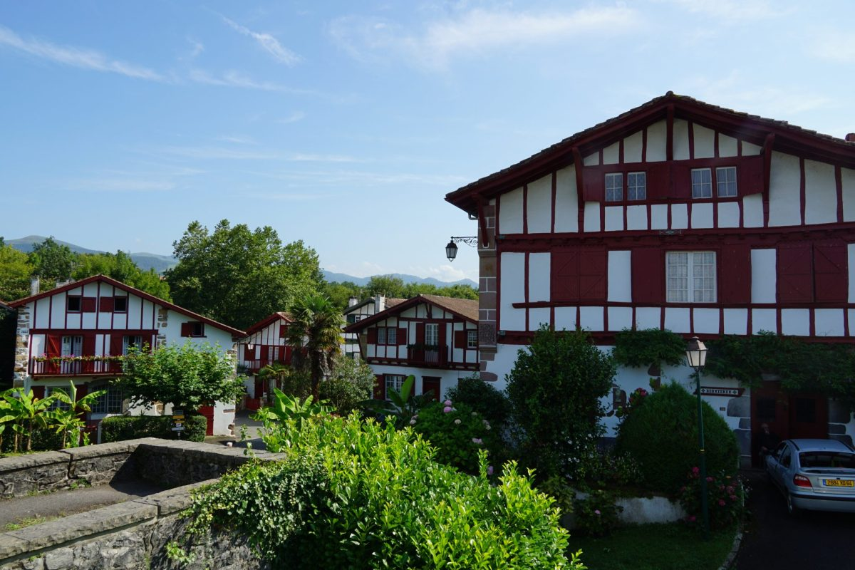 Ainhoa, País Vasco francés