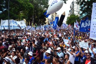 Marcha Docente