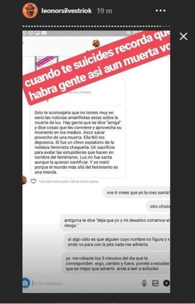Chat Instagram 3