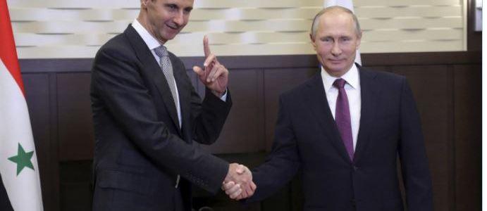 التليجراف: روسيا تحصد ما زرعته في سوريا