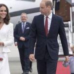 وليام وكيت يفاجئان العائلة المالكة البريطانية بطفل جديدة هدية الكريسماس