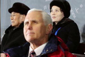 بنس يثير احتمال إجراء محادثات مع كوريا الشمالية وسط ضغوطات مكثفة