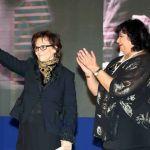 جميلة بو حيرد تهتف تحيا مصر والجزائر فى افتتاح مهرجان اسوان الثانى لافلام المرأة