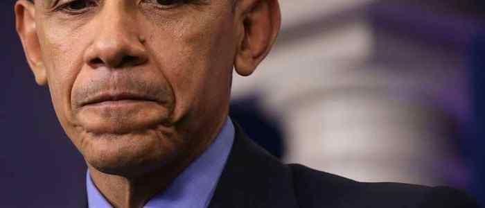 أوباما يؤازر العاملين فى ناسا بعد فقدان المسبار أبورتيونيتى روفر