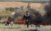 اعتصام مئات الفلسطينيين للمطالبة بوقف قمع حماس للاحتجاجات الشعبية في غزة