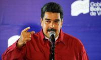 مادورو يعلن الإغلاق الكامل للحدود البرية مع البرازيل