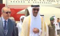 أردوغان هدم مسجد بأنقرة لبناء قصر لأمير قطر