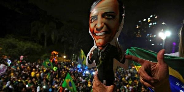 """تعرف علي الرئيس البرازيلي الجديد ..""""بولسونارو"""""""