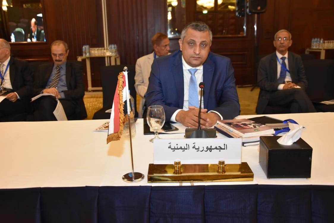 مروان دماج وزير الثقافة اليمني