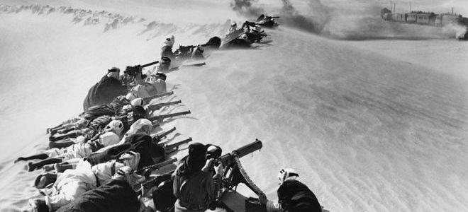 آلاف الأتراك كانوا أسرى في معارك شبه الجزيرة العربية