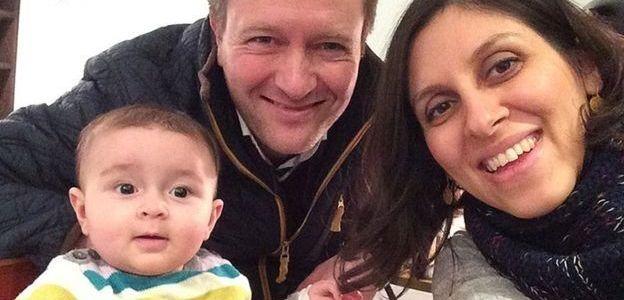 الجارديان: هانت يناشد بإطلاق سراح نازانين زاغاري قبل بدء محادثاته في إيران